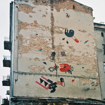 Mural ul.Mała 6