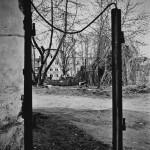 Pozostałości pofurtce przy ul.Brzeskiej