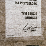 Mural Loesje Stalowa