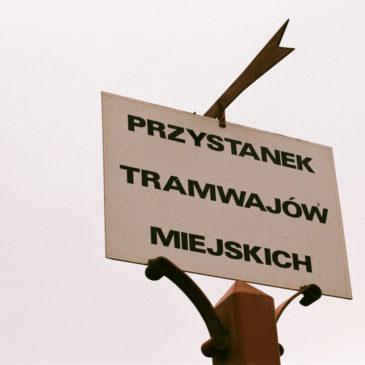 Przystanek tramwajów miejskich