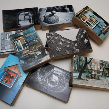 Praskie pocztówki