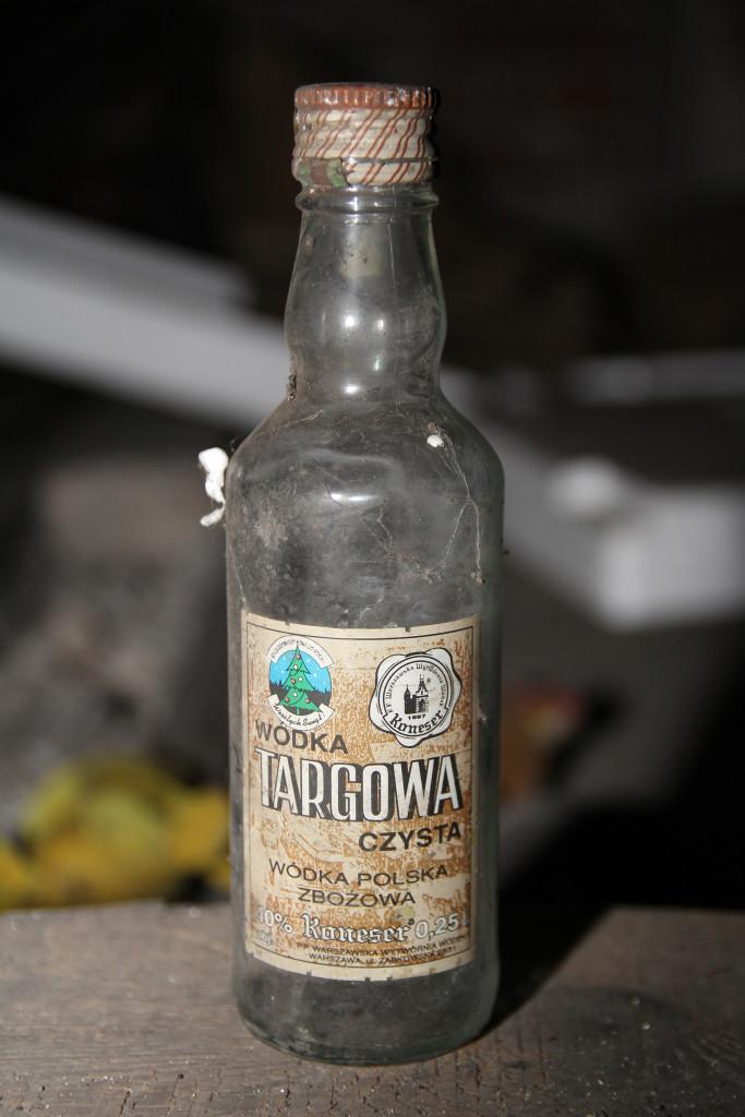 Wódka Targowa czysta