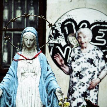 Wielka akcja liczenia praskich kapliczek
