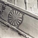 ul. Brzeska – motyw nadrewnianych schodach