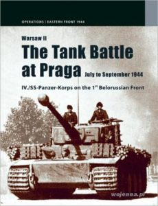 Warsaw II The Tank Battle at Praga