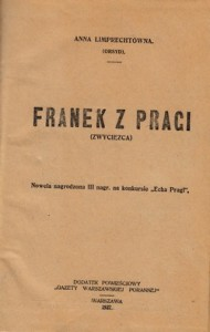Franek zPragi (zwycięzca)