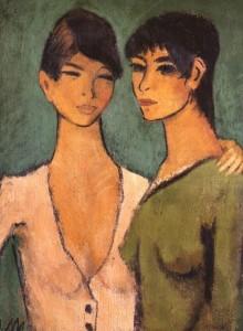 OTTO MUELLER - Dwie siostry