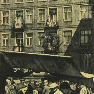 Wiersz Bazar naStalowej – Roman Zieliński