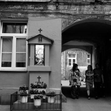 Historia kapliczki ul.Brzeska 9
