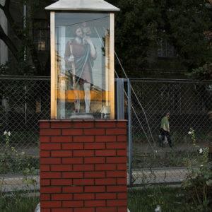 Kawęczyńska Zajezdnia tramwajowa 2015r.