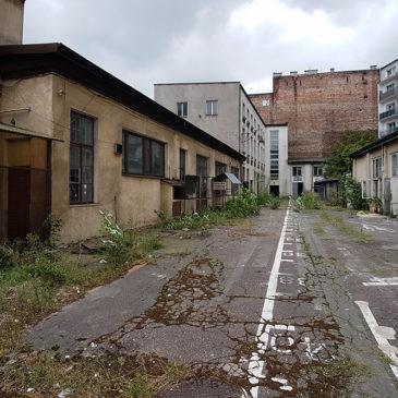 """Konopacka 19 –  Zakłady Mechaniczne Budowy Dźwigów """"Unruh iLiebig"""""""