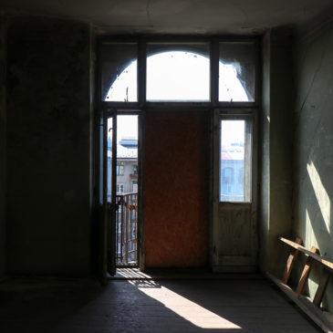 Targowa 46 – mieszkanie napoddaszu