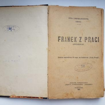 Franek zPragi – fragmenty imetamorfoza