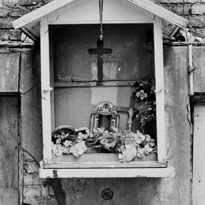 Ząbkowska 6 kapliczka
