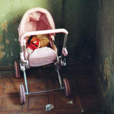 Dziecięcy wózek