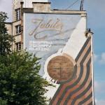 Mural Jubiler ul.Targowa