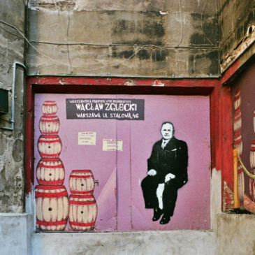 Ul.Stalowa – murale