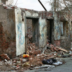 Ruiny przy Brzeskiej