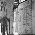 Strych opuszczona kamienica Targowa 56