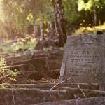 Cmentarz żydowski naBródnie