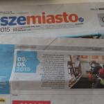 W gazecie naszemiasto.pl