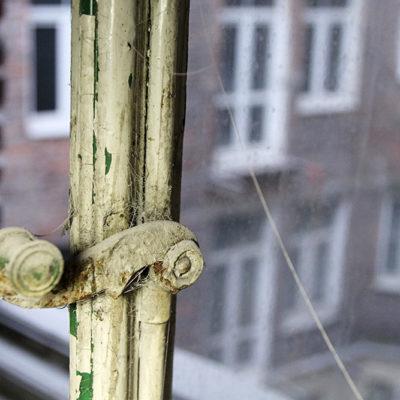 Klamka okiennna - Jagiellońska 22