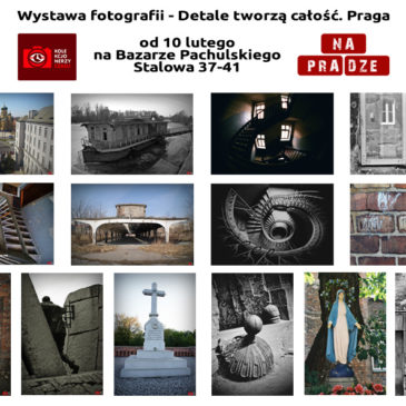 Wystawa plenerowa – Detale tworzą całość. Praga