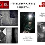 """Wystawa fotograficzna """"Tu zaczynają się schody"""""""