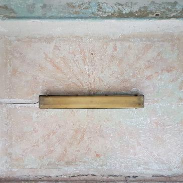 Targowa 63 – polichromie wprzejeździe bramnym