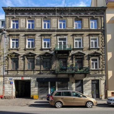 Stalowa 28 – Kamienice Ignacego Głogowskiego iAdolfa Daaba