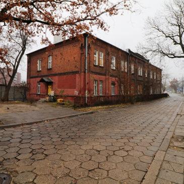 Jagiellońska 47 – Dom mieszkalny przyforteczny