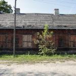 Praska 1 – przedwojenny drewniany dom jednorodzinny